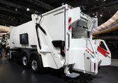 New Variopress Garbage Collection Truck — Stock Photo