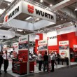 WURTH Stand at the International Motor Show — Stock Photo #13244440