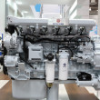 Stock Photo: Weichai Diesel Engine for Trucks and Buses