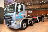 New DAF CF Euro 6 Truck — Stock Photo