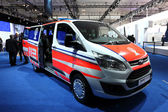 New Ford Transit Custom Van — Stock Photo