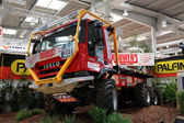 Ciężarówka iveco 500 offroad — Zdjęcie stockowe