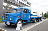Buessing 6000 truck from 1955 — Stock Photo