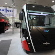 New Vanhool Electric Exqui.City Bus — Stock Photo