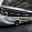 MAN Volksbus Flex at the International Motor Show — Stock Photo