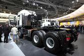 New Volkswagen 6x4 Tractor Truck — Stock Photo