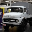 Mercedes Benz 1113 truck from 1965 — Foto Stock