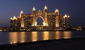Atlantis, The Palm Hotel in Dubai, United Arab Emirates — Stock Photo