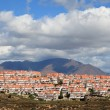 Residential buildings on the Costa del Sol, Andalusia Spain — Stock Photo