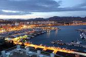 波多黎各 de mazarron 在黄昏,西班牙 — 图库照片