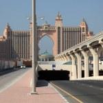 Atlantis hotel v Dubaji, Spojené arabské emiráty — Stock fotografie #19652597