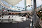 Skate rink inside of the Marina Mall in Abu Dhabi, United Arab Emirates — Stock Photo
