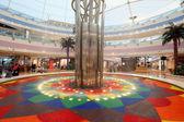 Interior of the Marina Mall in Abu Dhabi, United Arab Emirates — Stock Photo