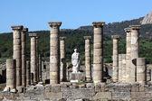 Roman temple ruin in Bolonia, Andalusia, southern Spain — Stock Photo