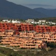 New Urbanisation at the Costa del Sol, Andalusia, Spain — Stock Photo