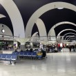 Stock Photo: Airport of Seville, AndalusiSpain