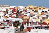 Stad van algeciras, de provincie cadiz, andalusie spanje — Stockfoto
