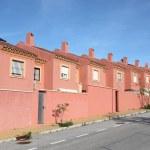 Urbanization in Algeciras, Andalusia Spain — Stock Photo