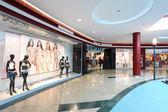 Puerta de Europa Shopping Mall in Algeciras. Province of Cadiz, Andalusia Spain — Stock Photo
