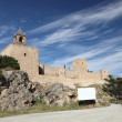 Stock Photo: Moorish fortress Alcazabin Antequera, AndalusiSpain