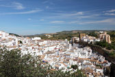 White village Setenil de las Bodegas, Andalusia Spain — Stock Photo