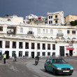 Petit Taxi in city of Tangier, Morocco — Stock Photo #26042069