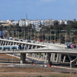 Stock Photo: Elevated road in Rabat, Morocco