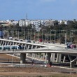 Elevated road in Rabat, Morocco — Stock Photo