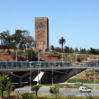 Hassan Tower (Tour Hassan) in Rabat, Morocco — Stock Photo