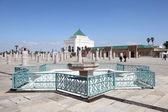 Le mausolée de mohammed v à rabat, maroc — Photo