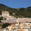 Stock Photo: Ancient Moorish castle in Gibraltar
