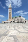 Great Mosque Hassan II in Casablanca, Morocco, North Africa — Stock Photo