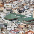 Stock Photo: Mosque in Moulay Idriss, Morocco, North Africa
