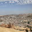 Stock Photo: View over old medinof Fes, Morocco, North Africa