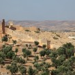 Stock Photo: Old city wall of Fes, Morocco, North Africa