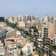 View over the city of Casablanca, Morocco — Stock Photo