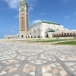 Stock Photo: Mosque HassII in Casablanca, Morocco, North Africa