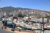 View over the Town Moulay Idriss, Morocco, North Africa — Stock Photo