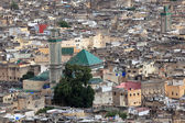 Mosque in the medina of Fes, Morocco, North Africa — Stock Photo