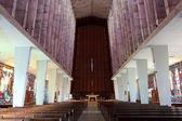 Chiesa del marocco di notre dame de lourdes, casablanca — Foto Stock