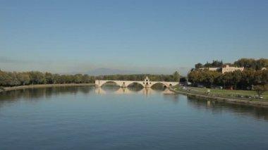 Pont d'Avignon, France — Stock Video