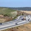 Stock Photo: Highway near Cadiz, Andalusia, Spain