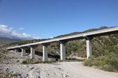 Highway birdge in Andalusia, Spain — Stock Photo