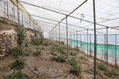 Serra vuota in andalusia, spagna — Foto Stock