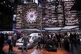Uluslararası otomobil fuarı frankfurt, almanya. audi binası'nda 65 iaa frankfurt, almanya üzerinde 17 eylül 2013 — Stok fotoğraf