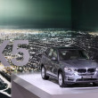 Stock Photo: International Motor Show in Frankfurt, Germany. New BMW X5 suv at 65th IAin Frankfurt, Germany on September 17, 2013