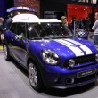 Stock Photo: International Motor Show in Frankfurt, Germany. MINI Pacemat 65th IAin Frankfurt, Germany on September 17, 2013
