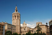 Cathedral in Valencia, Spain — Stock Photo