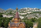 Russische Kirche in Spanien — Stockfoto