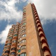 Skyscraper in Benidorm — Stock Photo #31990327